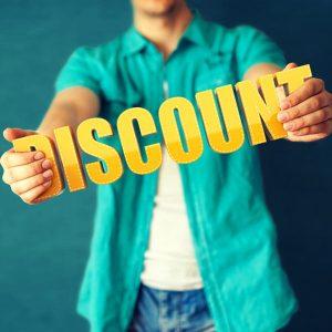 Member Discount Items