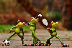 frog-sports