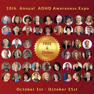 10th Annual ADHD Awareness Expo @ ADHDExpo.com/adda