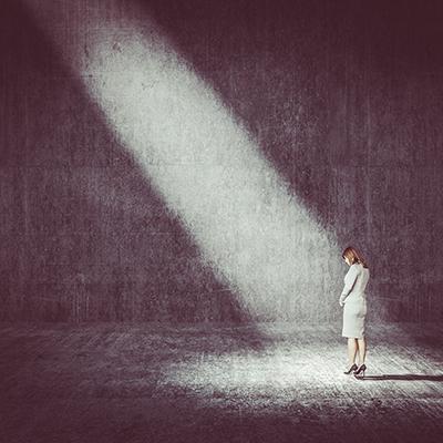 Businesswoman-spotlight