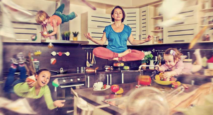 Everyday Mindfulness – with Mark Bertin, M.D.