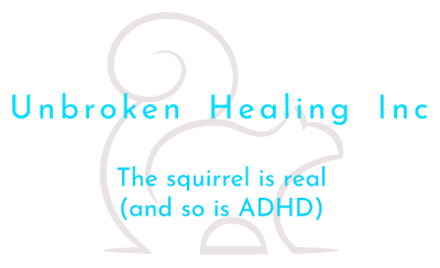 Heather Emerich – The squirrel is real and so is ADHD