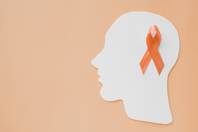 orange-ribbon-paper-head-brain-adhd-awareness