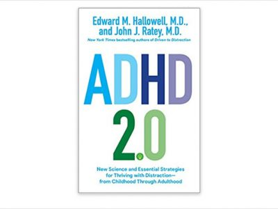 Dr. Edward Hallowell discusses his new book ADHD 2.0 and VAST