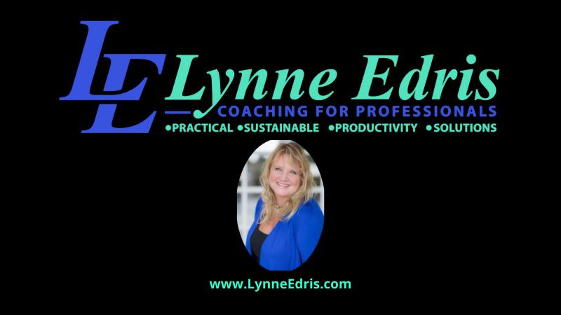 Lynne Edris, Productivity & ADHD Coach