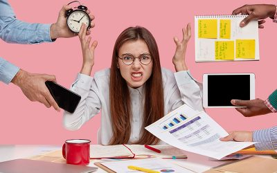 Avoid Overwhelm: How to Break Projects Down Into Smaller Pieces